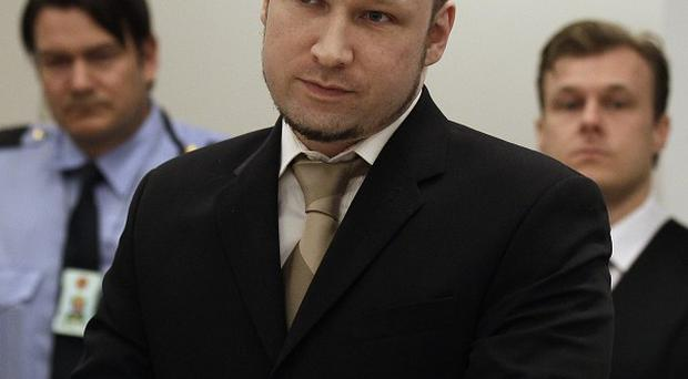 Mass killer Anders Breivik wants to go to university (AP)