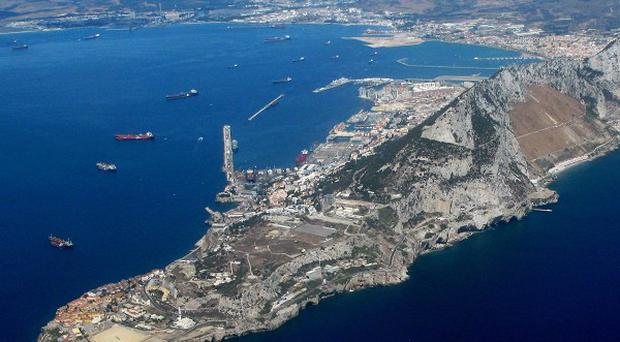 The UK Government has 'serious concerns' over border delays at Gibraltar