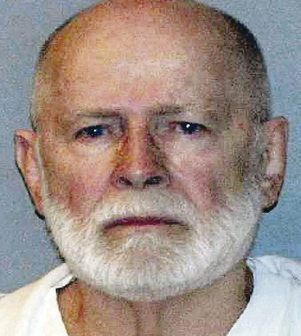 James 'Whitey' Bulger sentenced to life in prison for 11 killings
