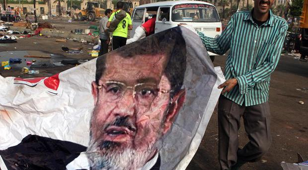 Violence is spreading across Egypt sparking world-wide condemnation (AP)
