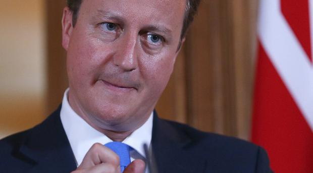 David Cameron has urged the EC president to send an EU monitoring team to the Spanish border with Gibraltar