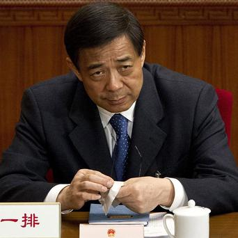 Bo Xilai is set to go on trial this week, a Chinese court says (AP)