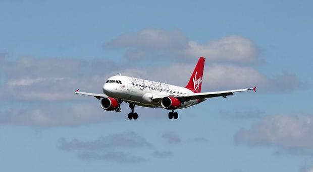 A Virgin Atlantic plane had to make an emergency landing at a small airport in Newfoundland