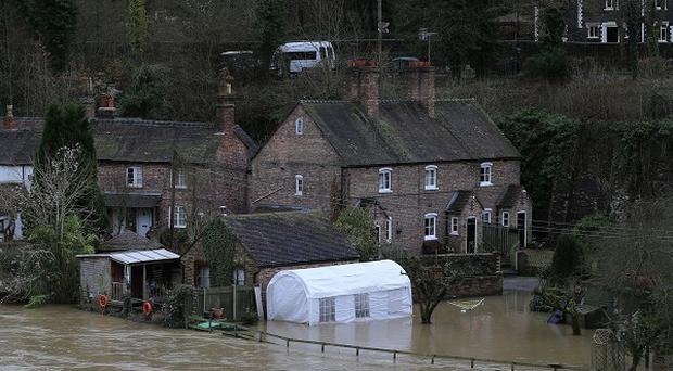 climate change, land subsidence and urban growth are all estimated factors in continued flooding