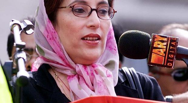 Former Pakistan prime minister Benazir Bhutto was assassinated in 2007