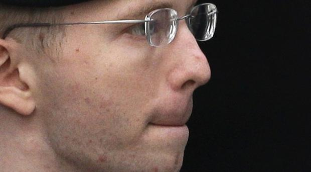 Bradley Manning has been jailed for 35 years for leaking US secrets (AP)