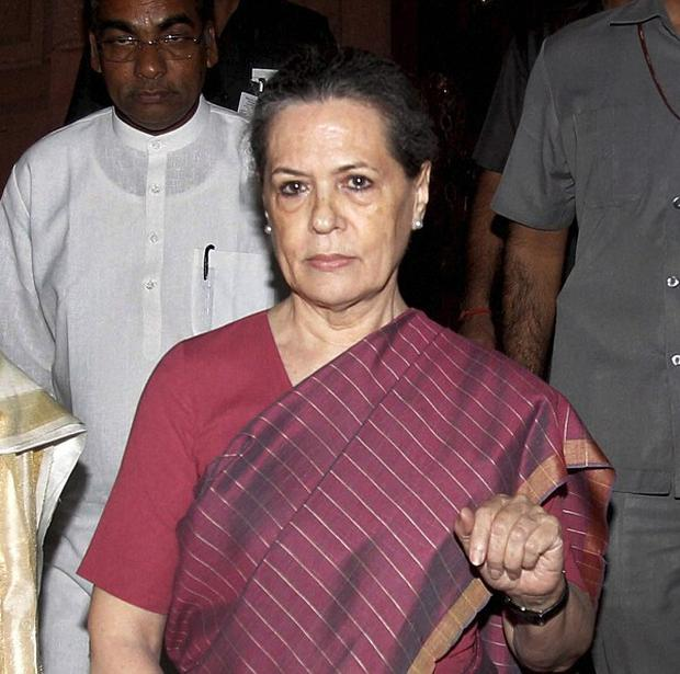 Sonia Gandhi had been suffering from fever for two days (AP)