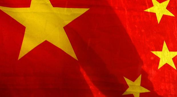 Police in China say a woman removed the eyeballs of a six-year-old boy
