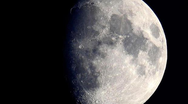 China is planning its first unmanned moon shot