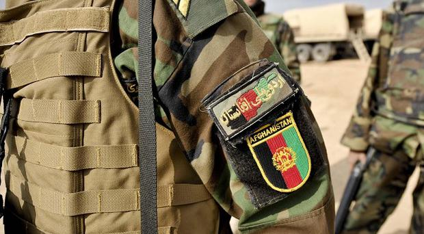 Seven Afghan soldiers have been found dead in Ghazni province