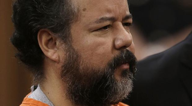 Ariel Castro held three women captive for nearly a decade in Cleveland (AP)