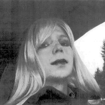 Chelsea Manning, previously known as Bradley Manning, wants a presidential pardon for leaking US secrets (AP)