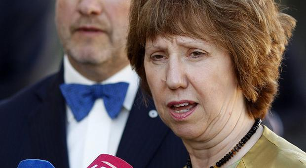 European foreign policy chief Catherine Ashton is to meet Iran's nuclear negotiator (AP)