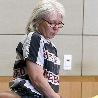 Debra Milke was convicted over the 1989 shooting of her four-year-old son (AP)