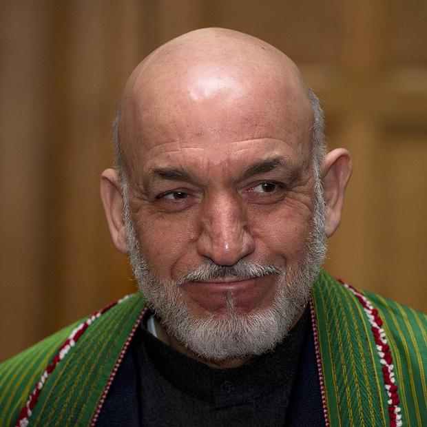 The move comes less than two weeks after Afghan President Hamid Karzai visited Pakistan to discuss the peace negotiations