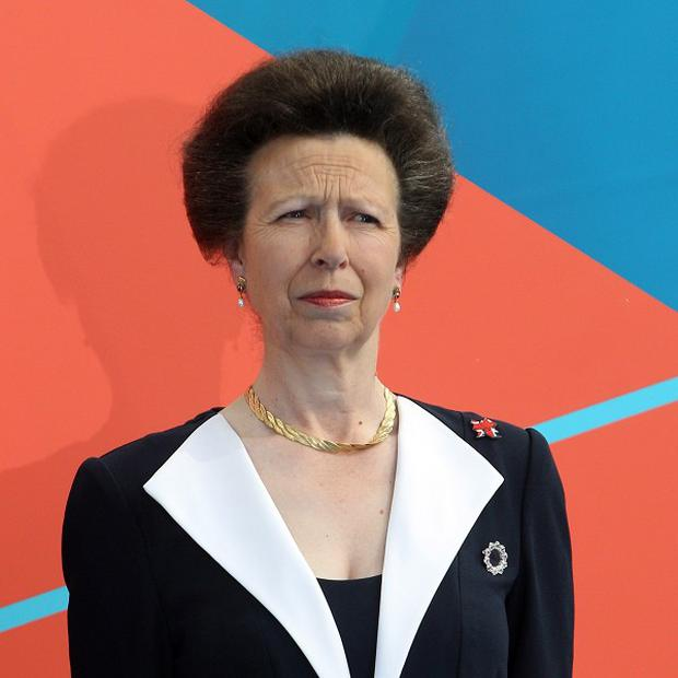A militant group has issued a threat to the Princess Royal as she visits Argentina