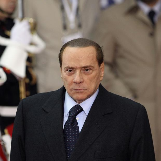 Former Italian leader Silvio Berlusconi plans to appeal his sentence