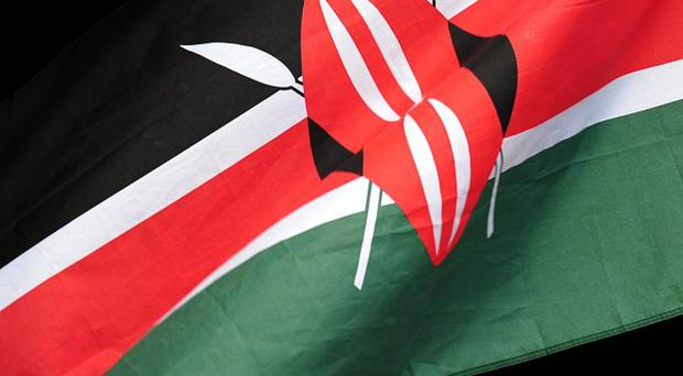 Colonel Edward Loden was attacked at his son's home in the Kenyan capital Nairobi