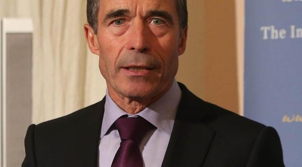 Anders Fogh Rasmussen warned that much of the co-operation built up during the long operation in Afghanistan could be lost