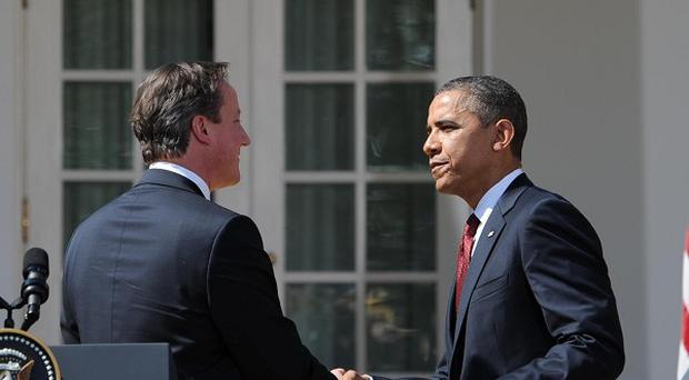 David Cameron and Barack Obama are set to face a point where they will have to decide whether to accept a nuclear-armed Iran, a think tank warned