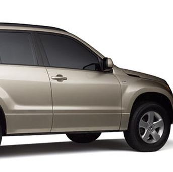Suzuki is recalling 193,936 cars and 4x4s because of a defective air bag sensor (AP/Suzuki)