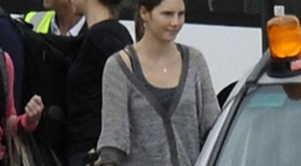 Amanda Knox says she will not return for a retrial