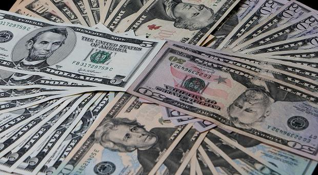 The Federal Reserve has said it will continue to buy 85 billion dollars a month in bonds