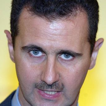President of Syria, Bashar Assad denies his regime orchestrated a chemcial attack that killed hundreds of people