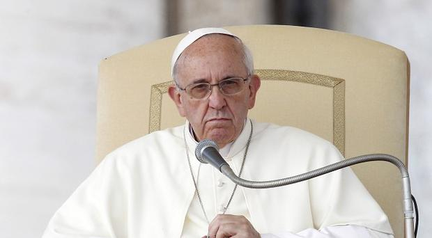 Pope Francis said the dogmatic and the moral teachings of the church were not all equivalent