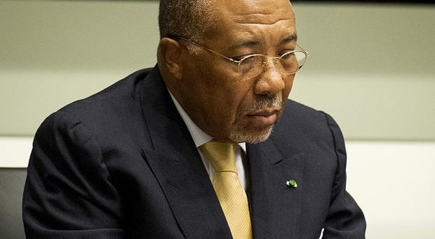 Former Liberian president Charles Taylor has had his conviction on 11 counts of war crimes and crimes against humanity upheld (AP)