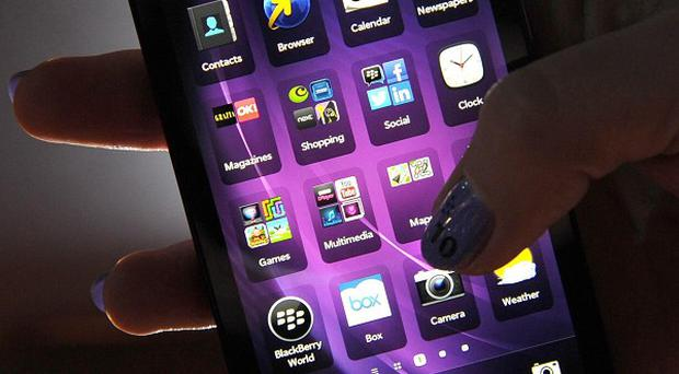BlackBerry has posted a £600 million loss for the second quarter