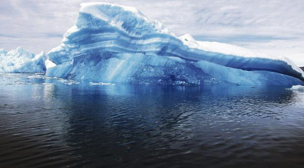 Governments must act fast to prevent the ice caps melting