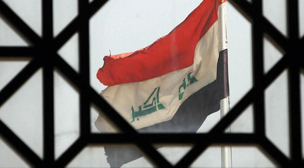 Iraqi officials said at least 24 people have been killed and 75 others injured in a wave of car bombings in Baghdad