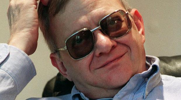 Author Tom Clancy has died aged 66 (AP)