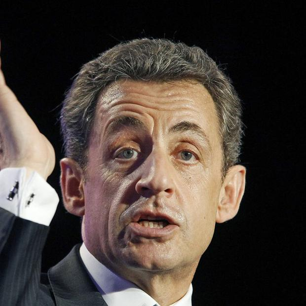 Former French president Nicolas Sarkozy has been cleared of allegations that he illegally took donations from France's richest woman(AP)