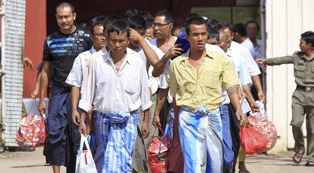 It has become a pattern for prisoner amnesties in Burma to coincide with high-profile international meetings