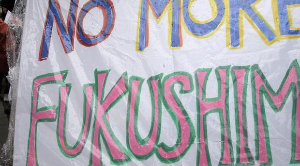 Demonstrators do not want the Japanese nuclear plant restarted (AP)