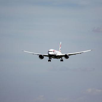 The Dreamliner is used by several international airlines, including British Airways