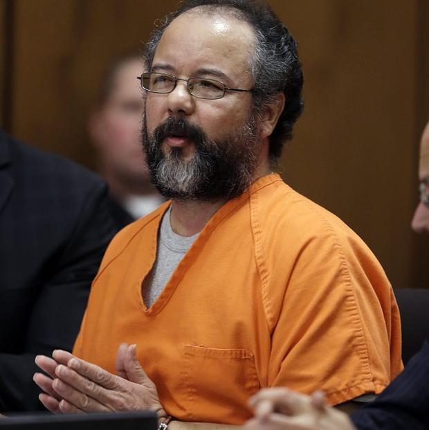 Two prison guards falsified logs documenting their observation of Ariel Castro in the hours before he hanged himself in his cell. (AP)