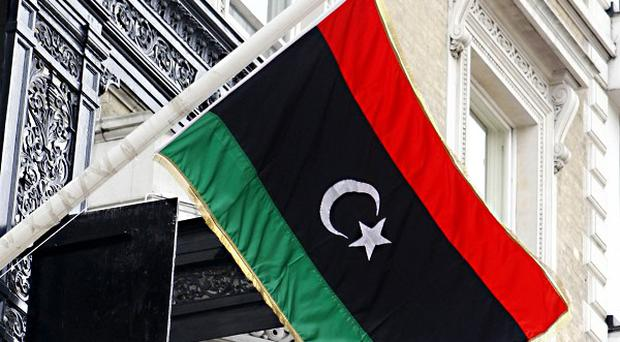 A car bomb has badly damaged the Swedish Consulate in Benghazi.