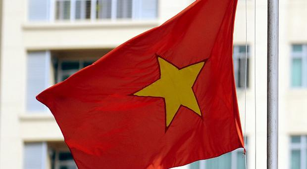 Twelve people have died at a fireworks factory in Vietnam