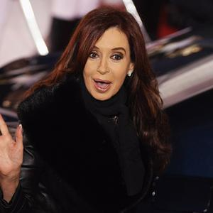 President Cristina Fernández de Kirchner has denied claims of being involved in a cover-up of the bombing inquiry