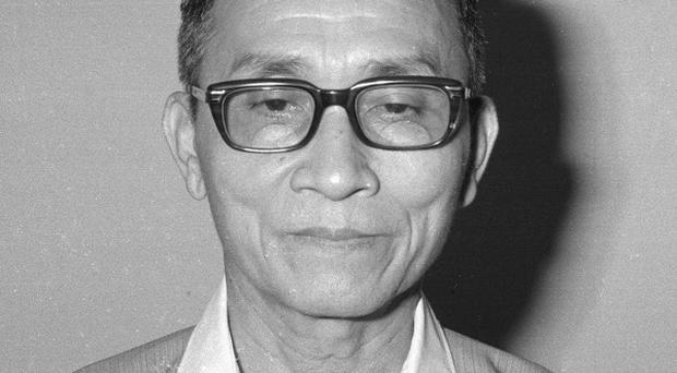 Burma journalist Sein Win endured three stints in prison as he chronicled several decades of his country's turbulent history (AP)