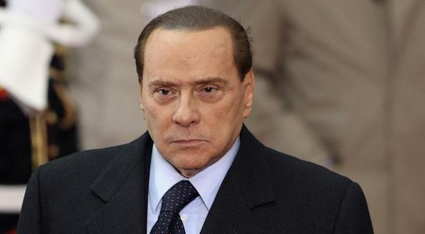 Italian ex-premier Silvio Berlusconi has been given a two-year political ban by a Milan appeals court following his tax fraud conviction
