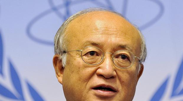 Director General of the International Atomic Energy Agency, Yukiya Amano (AP/Hans Punz)