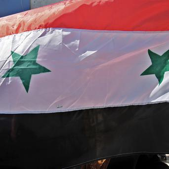 At least 40 rebels have been killed in an ambush by Syrian troops, reports say