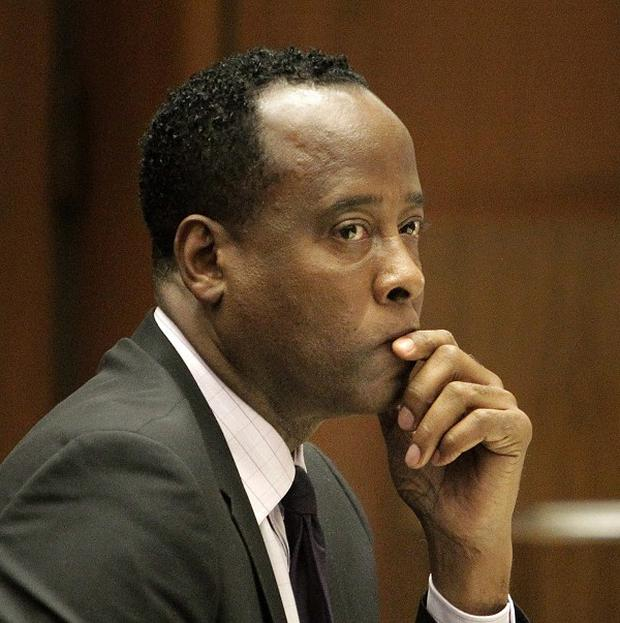 Conrad Murray served less than two years in jail after being convicted of involuntary manslaughter over Michael Jackson's death (AP)