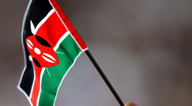 Hundreds of Kenyan protesters are demanding justice for a teenager who was gang-raped.