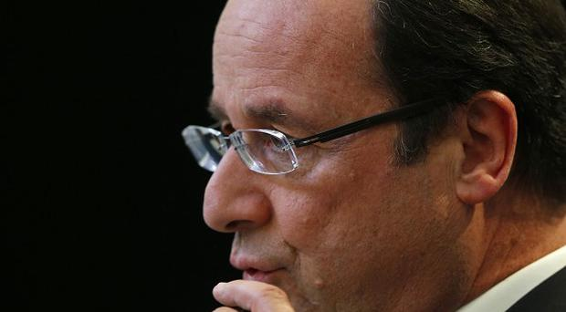 French President Francois Hollande is known for his sweet tooth.