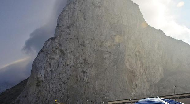 Britain is complaining to Spain after a minor boat collision off Gibraltar